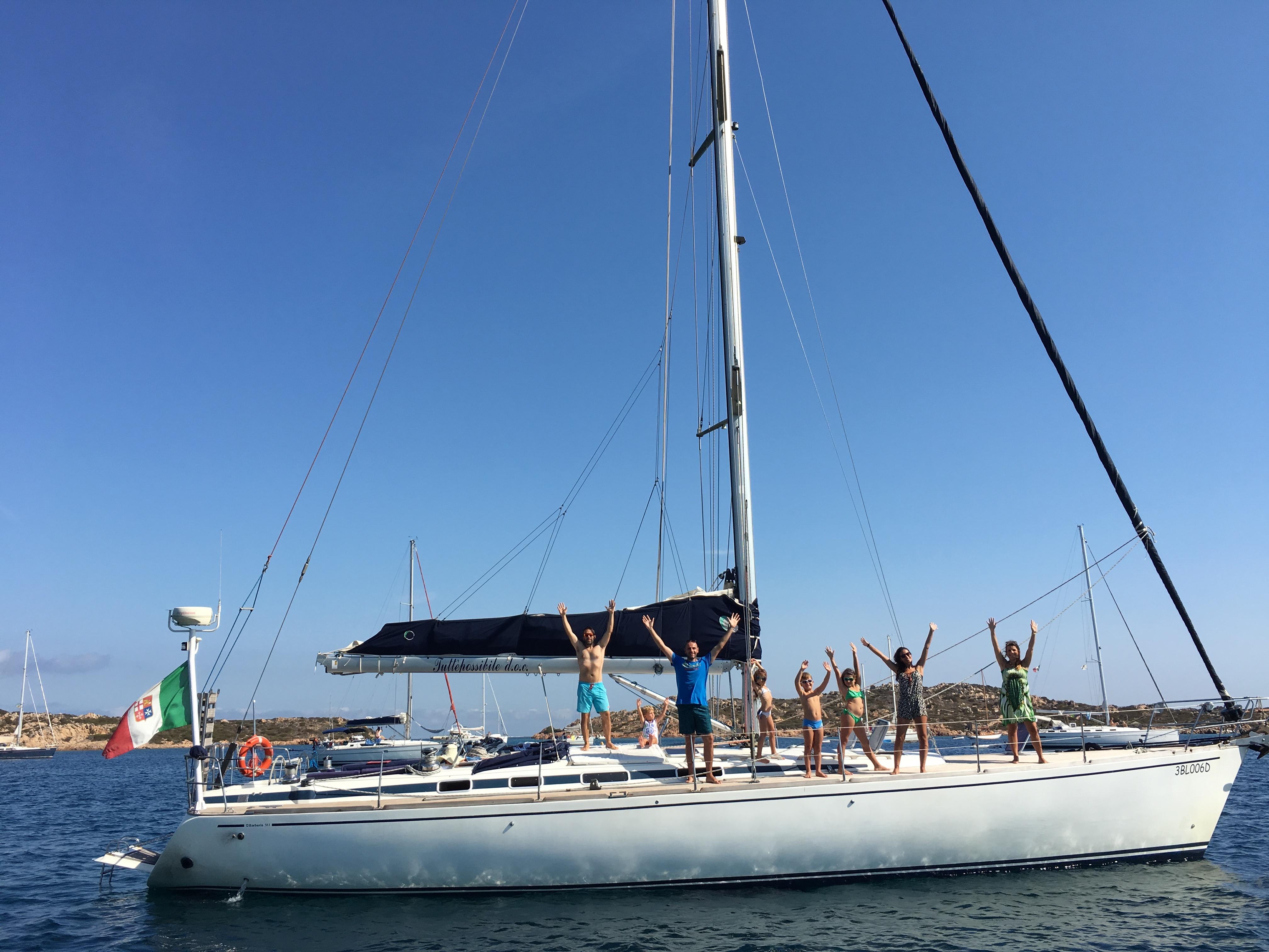 sail 4 dreams festa barca mare